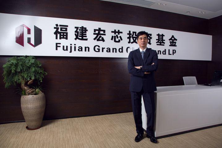 Chinesischer Investor Liu Zhendong