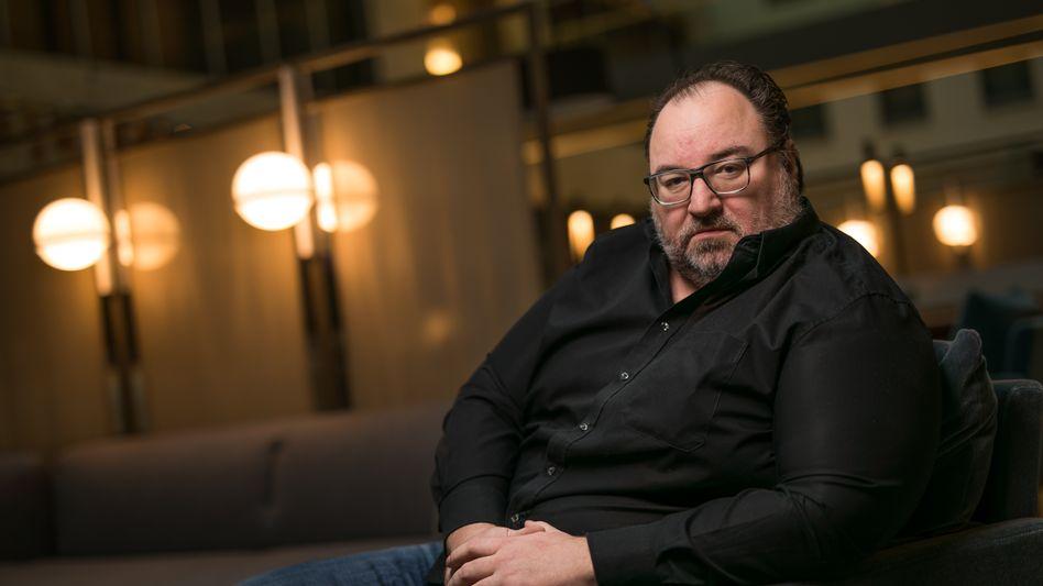 Geldgeber Ponomarev: »Ich habe noch nie so ein Monster in der Kabine gesehen«