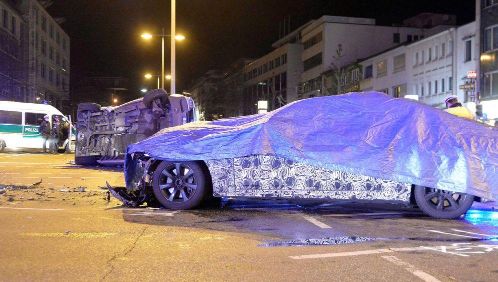 Stuttgart: Erlkönig auf Abwegen