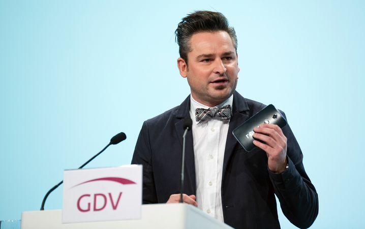Google-Innovationschef Frederik Pferdt