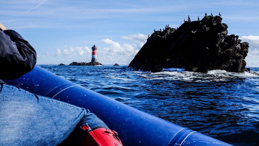Ouessant in der Bretagne: Delfin- und Leuchtturm-Hopping