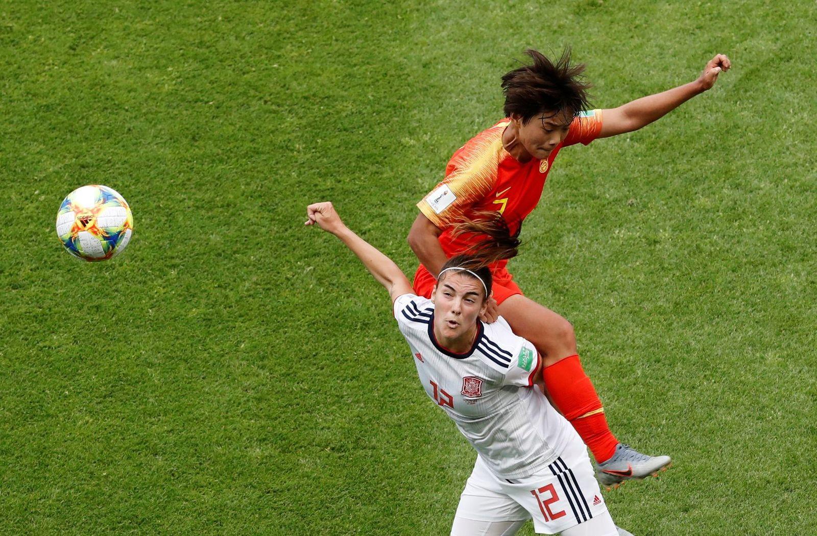 SOCCER-WORLDCUP-CHN-ESP/
