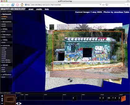 """Blättern wie im Bildband: Das Archiv von """"Grafarc.org"""""""