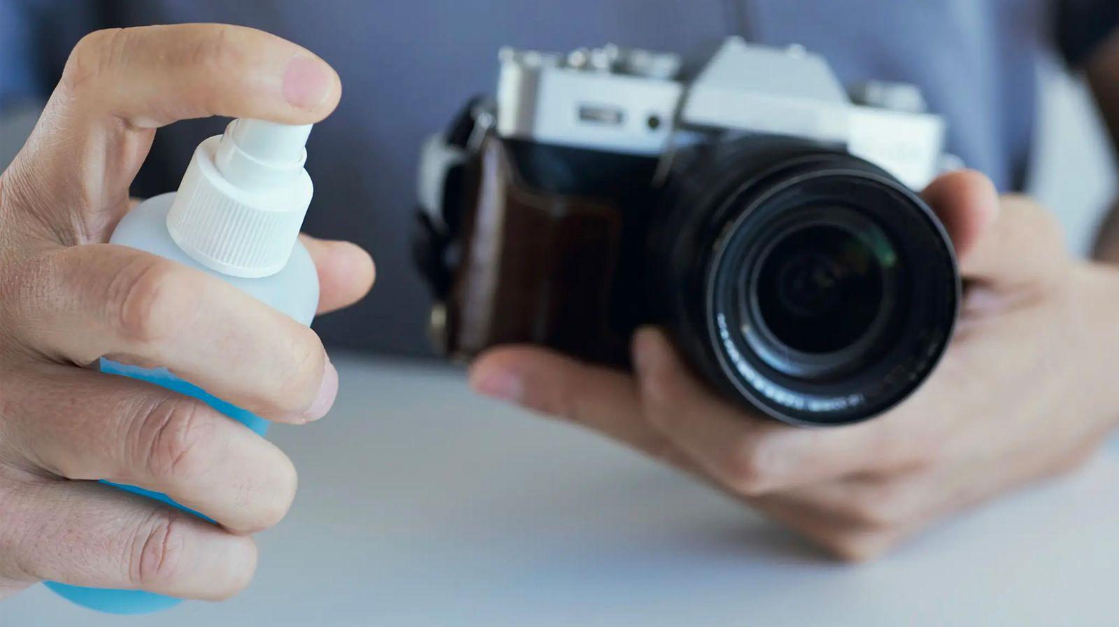 Koop / Heise / Kameras desinfizieren