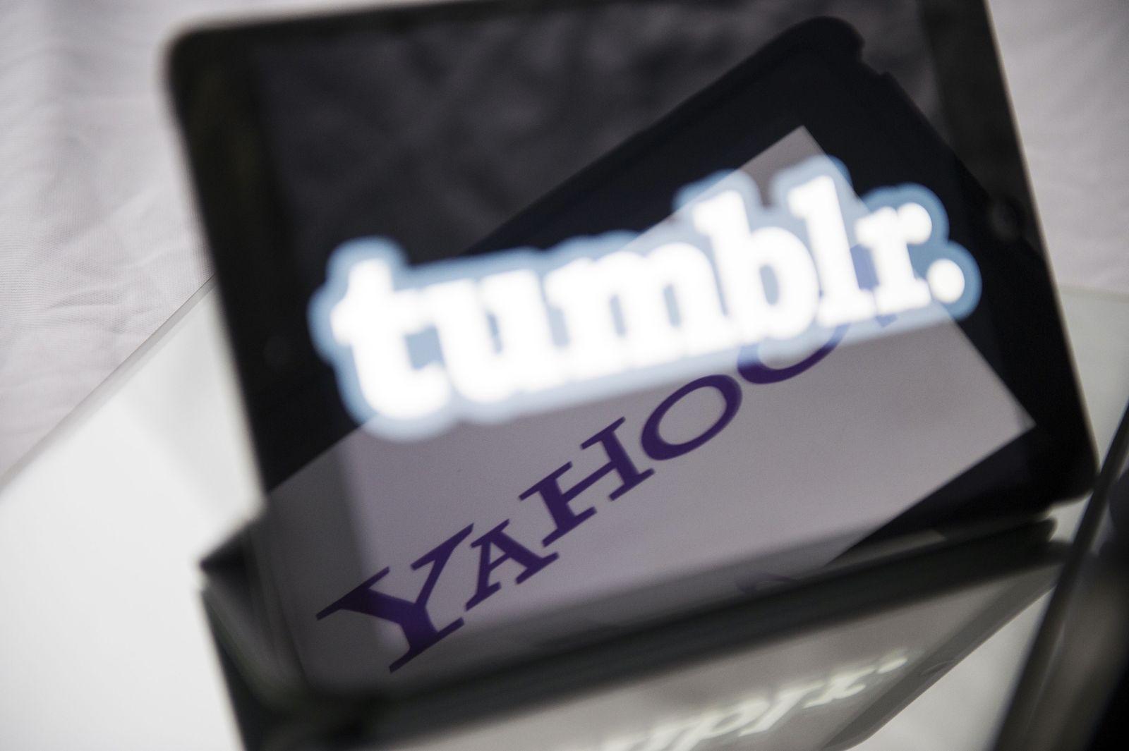 US-IT-INTERNET-COMPANY-YAHOO-TUMBLR