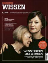 ANZEIGE SPIEGEL WISSEN 5/2018: Wenn Eltern alt werden Richtig vorsorgen, richtig helfen, richtig pflegen SPIEGEL; 140 Seiten; 7,90 Euro Bei Amazon bestellen