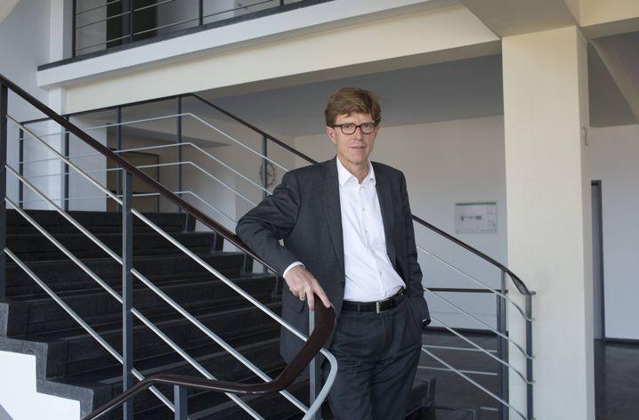 Engelbert Lütke Daldrup, Staatssekretär für Bauen und Wohnen