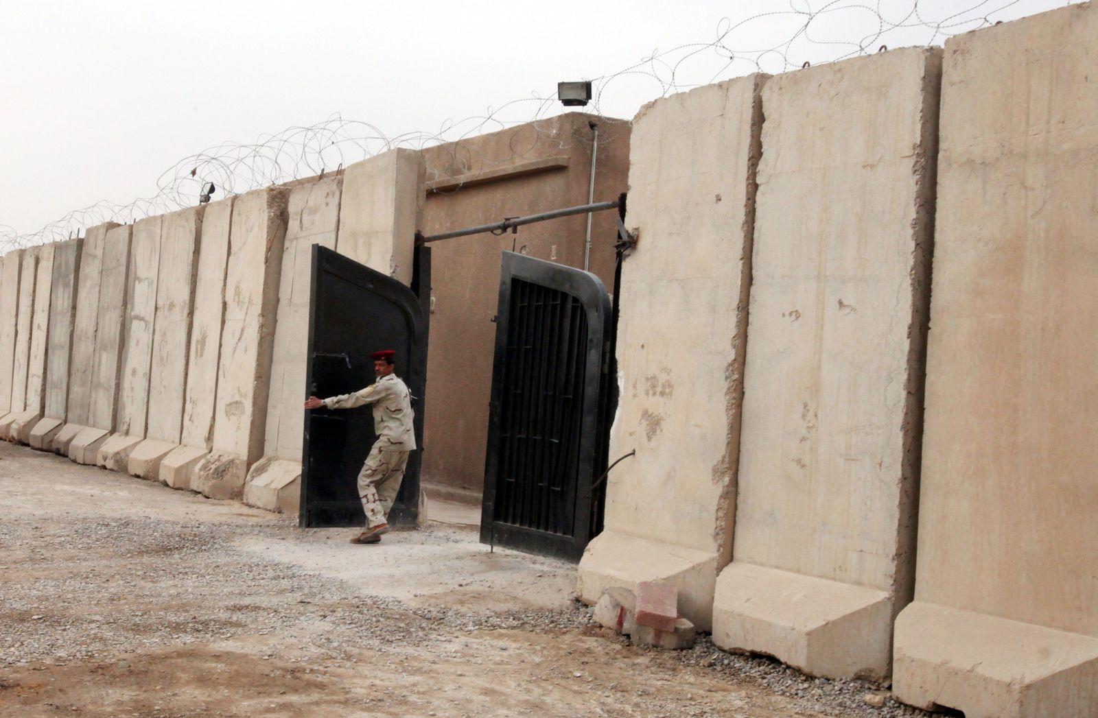 Irak/ Gefängnis Bagdad