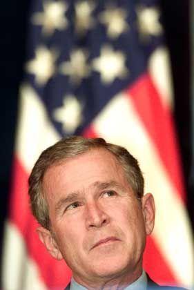 Er kennt keine Parteien mehr, nur noch Amerikaner