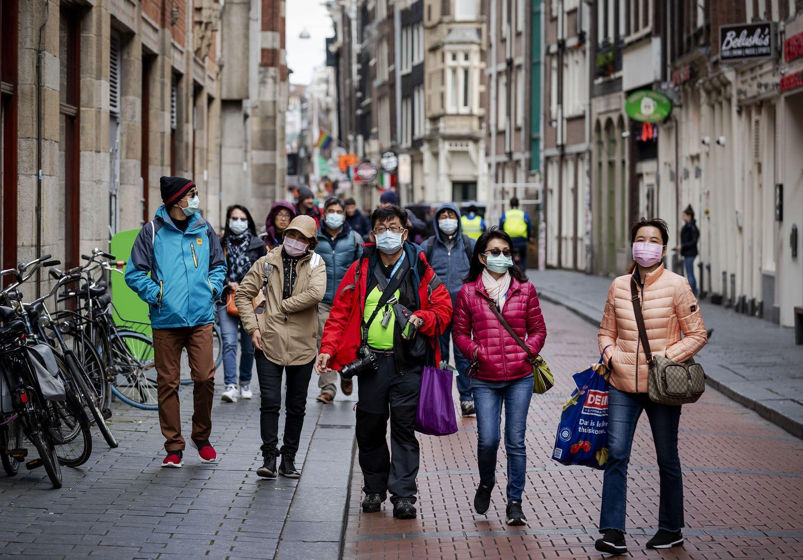 NETHERLANDS-HEALTH-VIRUS