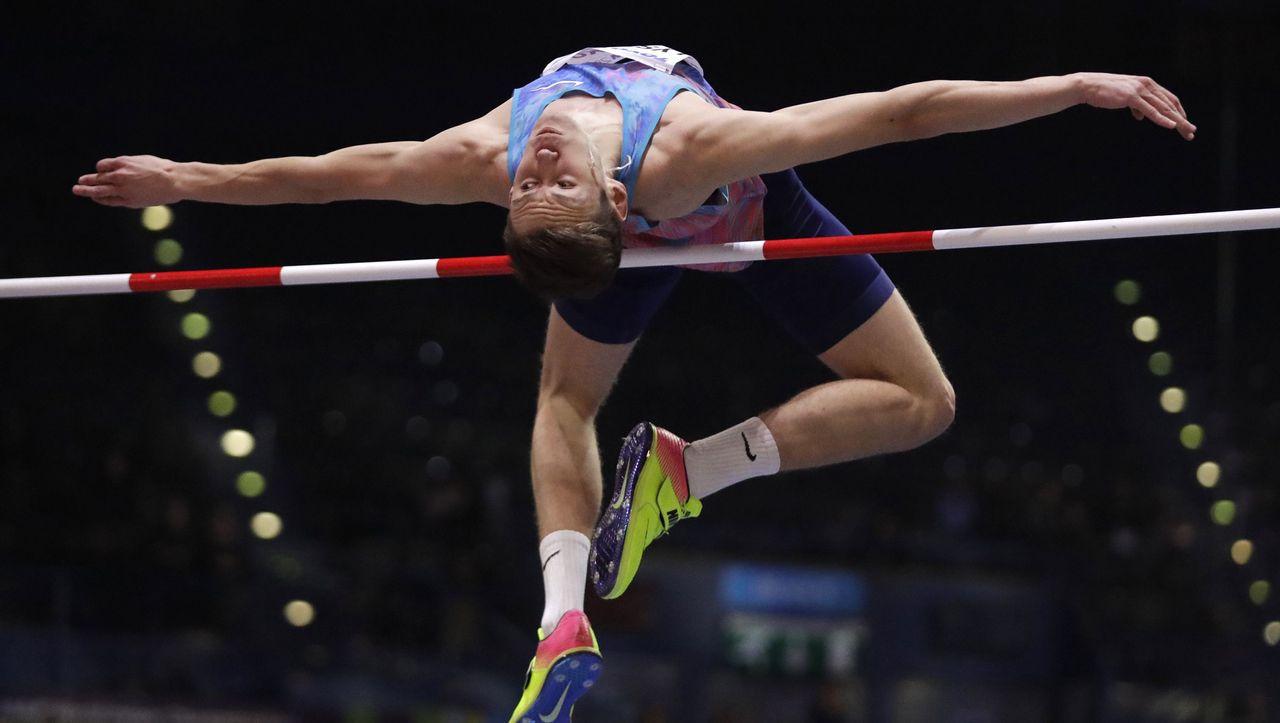 Doping Leichtathletik