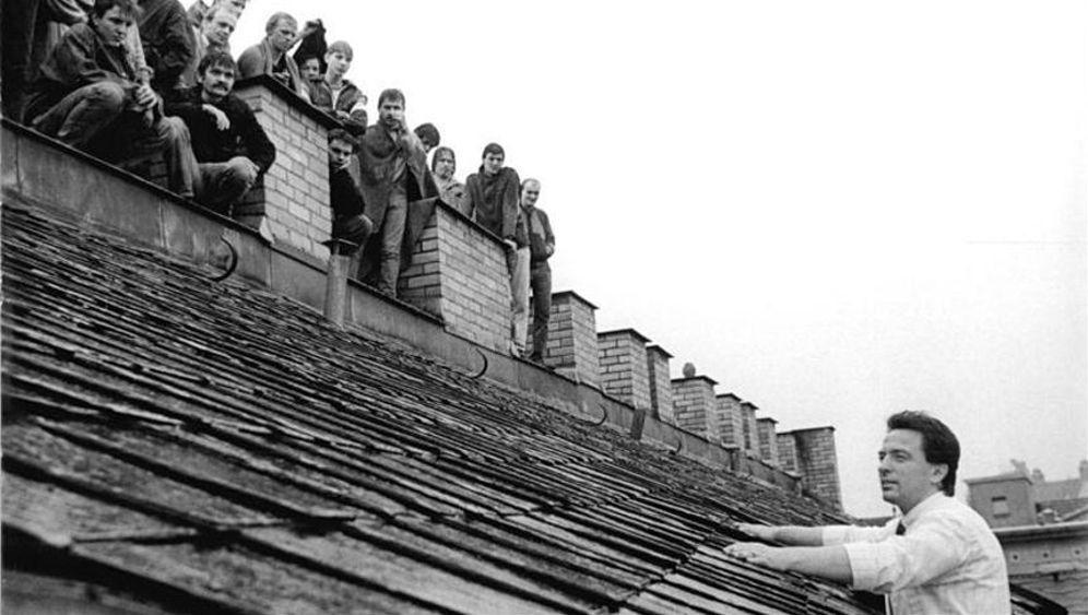 Häftlingsunruhen in der DDR: Protest auf dem Dach