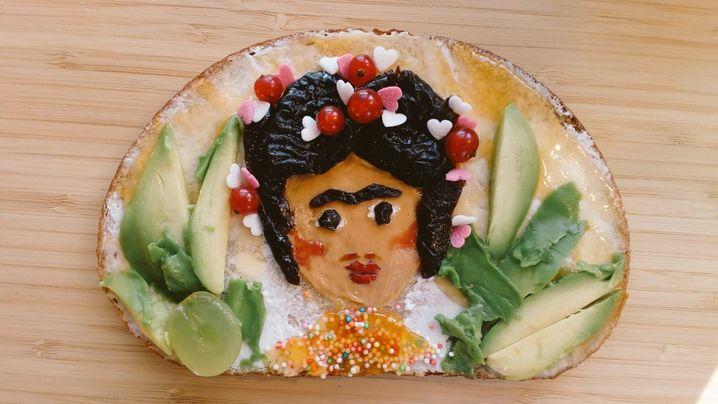 Kunstkopien: Belegte Brote gehen viral
