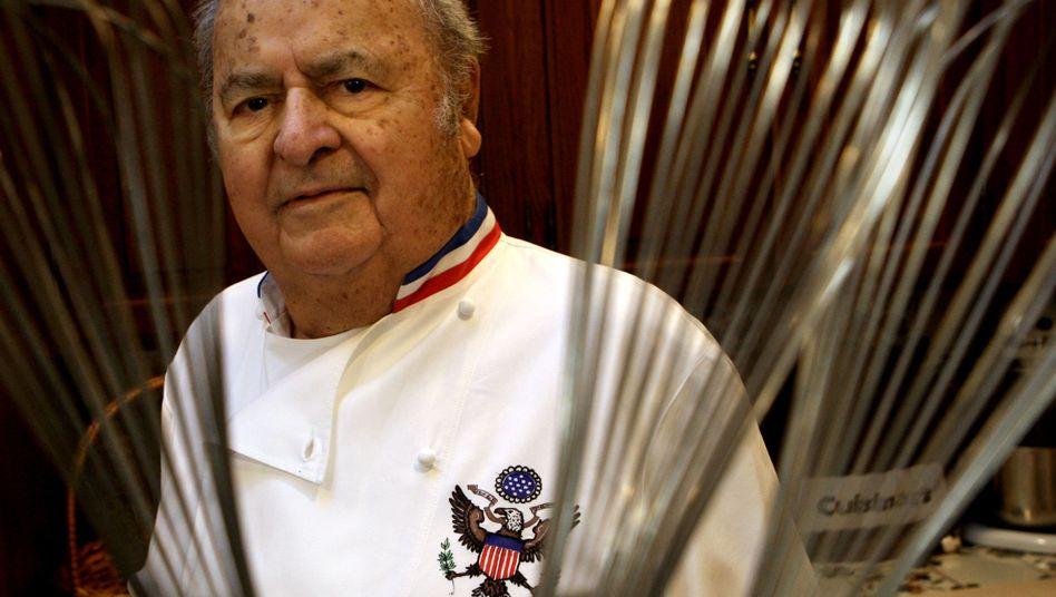 Koch Verdon (Bild von 2009): US-Botschafter der französischen Küche
