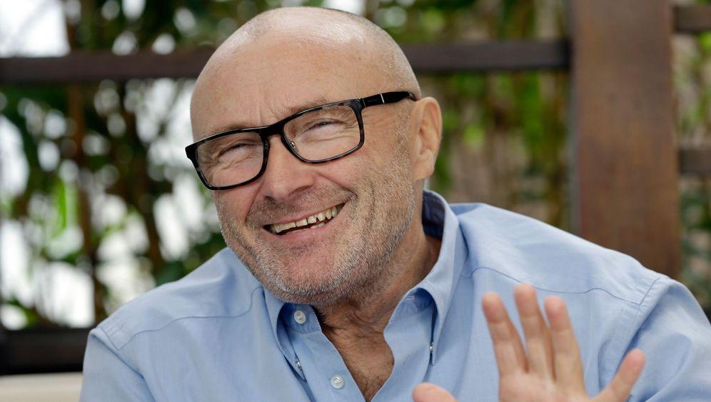 """Phil-Collins-Wiederveröffentlichungen: """"Haha-Ha!"""""""