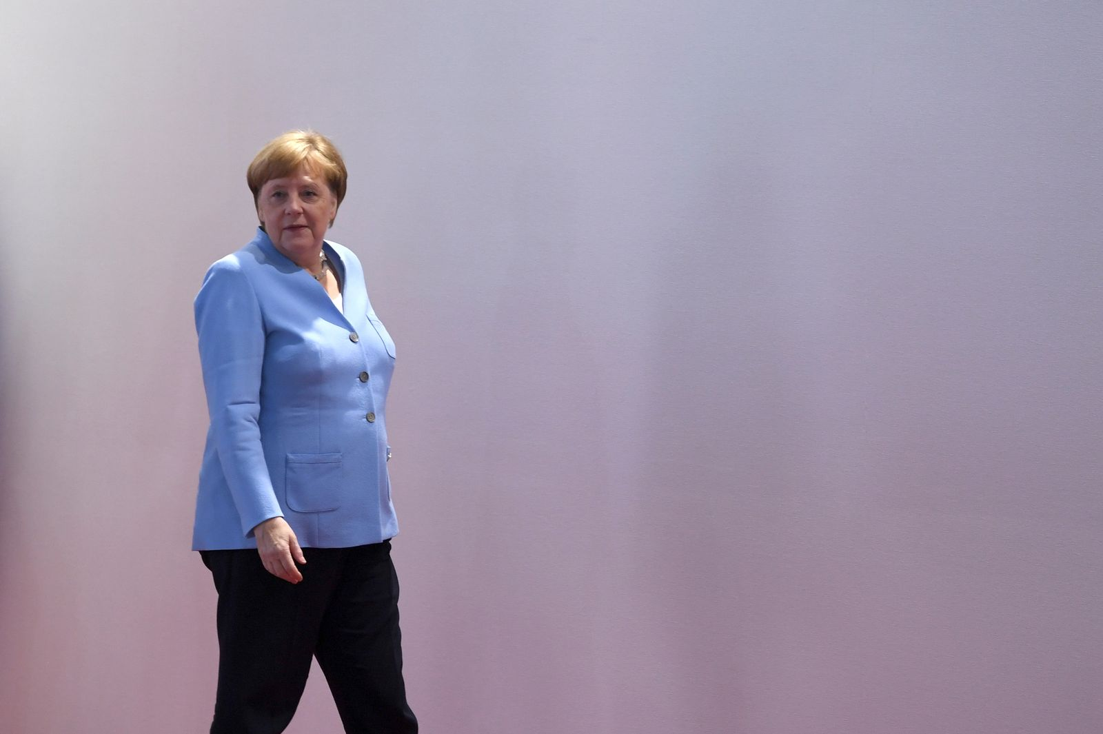 Angela Merkel Osaka