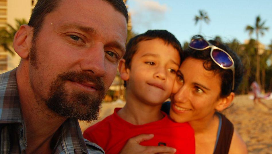 """""""Mr. Money Mustache"""" mit seiner Familie im Hawaii-Urlaub: Leben ohne Stress und Arbeit"""