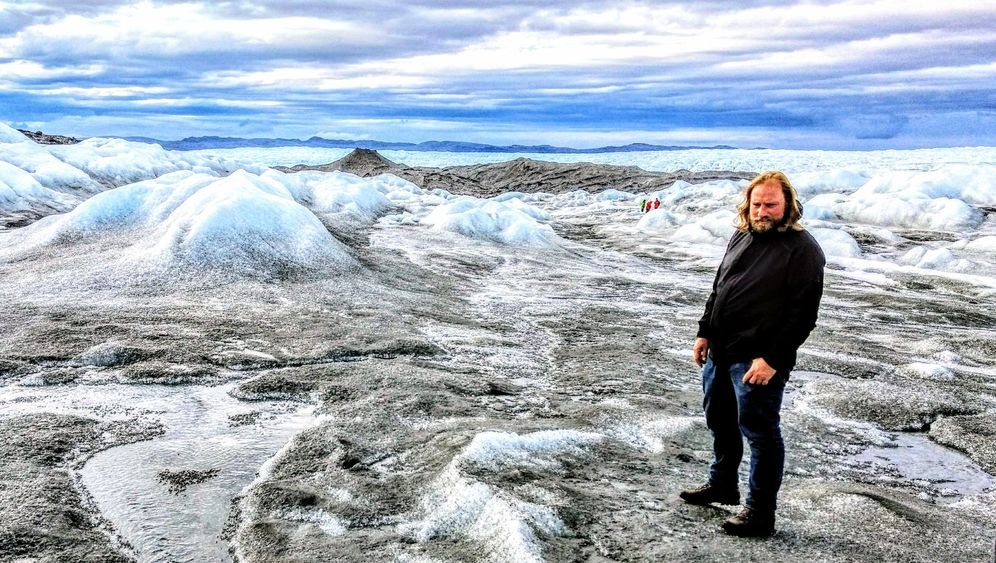 Hofreiter auf Grönland: Ein Politiker im Eis