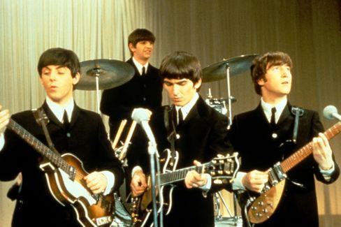 »The Beatles« um 1963