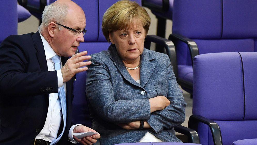 Griechenlandhilfe: Entscheidung im Bundestag