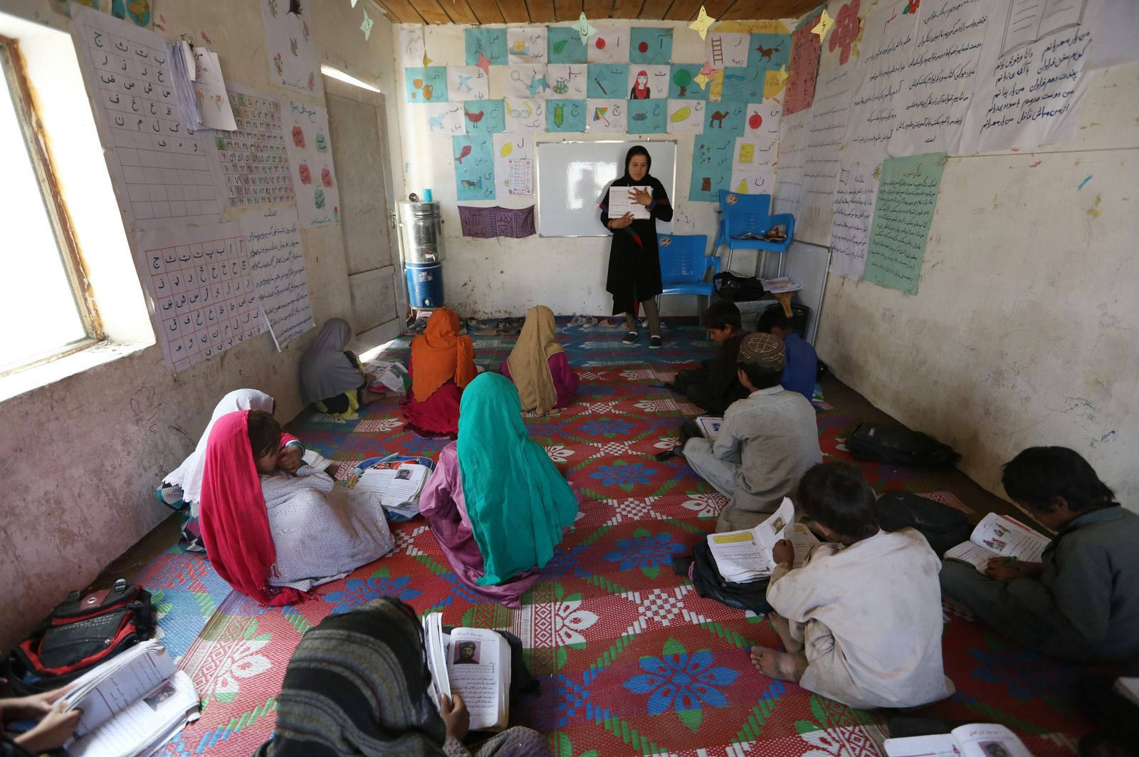 Schule/ Mädchen/ Afghanistan