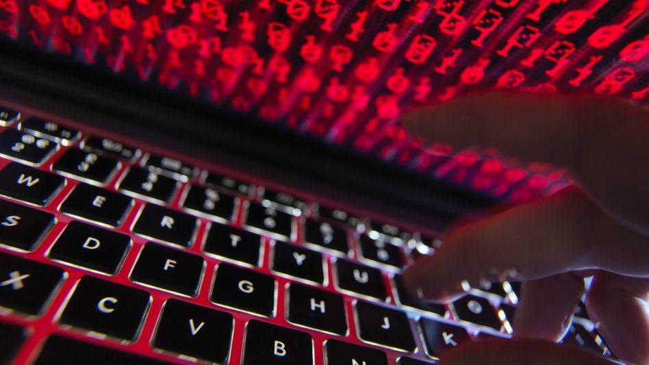 Die Betrugsmasche der Bande: Angeblicher Handel mit Kryptowährungen (Symbolbild)