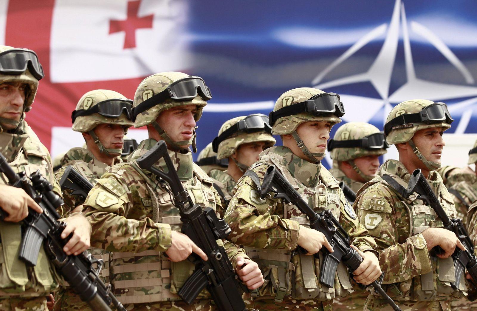 Nato / Georgien