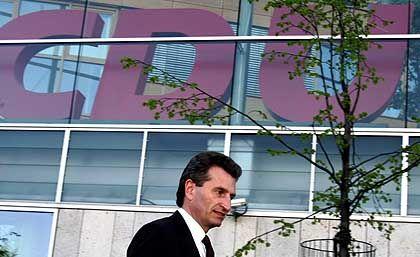 Baden-Württembergs Ministerpräsident Günther Oettinger: Gleiches Abi für alle