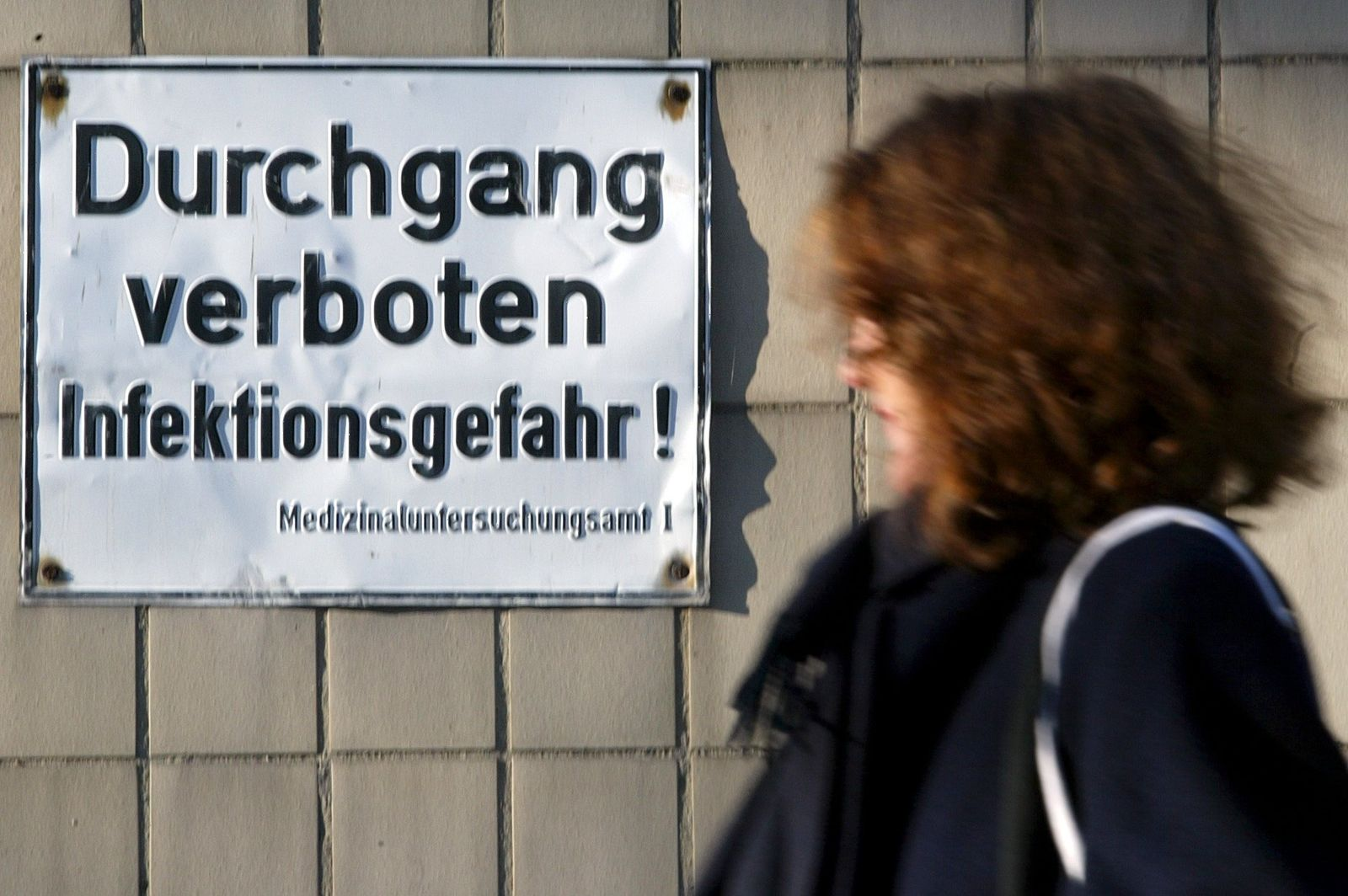 NICHT VERWENDEN Virchow Klinikum / Berlin