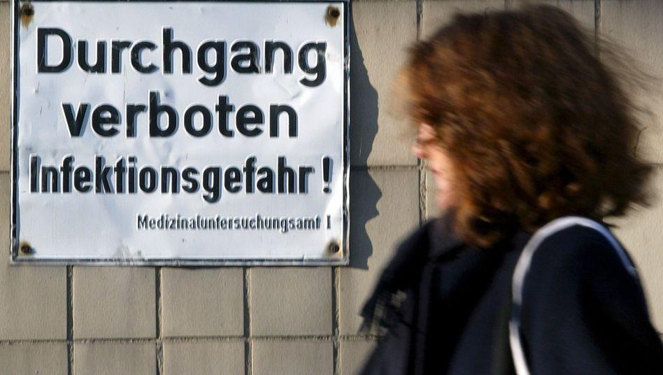 Virchow-Klinikum in Berlin (Archiv): Frühchenstation bleibt vorerst geschlossen