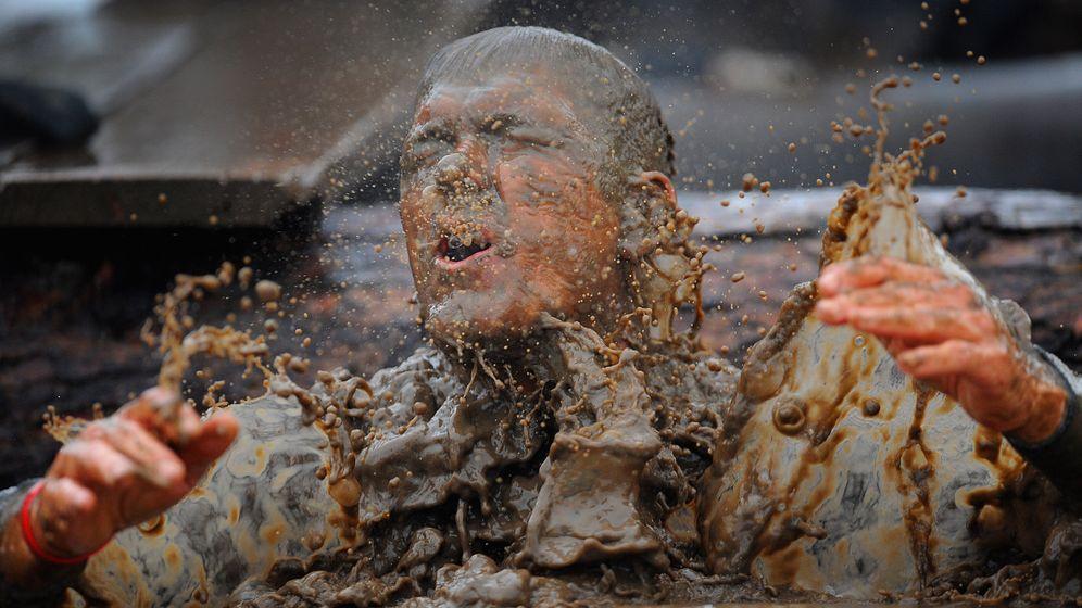 Tough Guy Challenge: Blut, Schweiß und Schmerzen