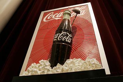 Coca-Cola-Werbung (am Times Square in New York): Gefahr durch Importe?