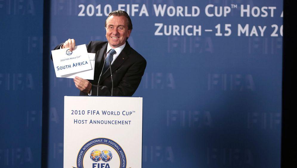 Fifa-Film-Debakel: Unverkennbar, dieser Blatter!
