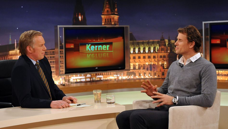 "Jens Lehmann bei ""Kerner"": Pinkelpause im TV-Beichtstuhl"