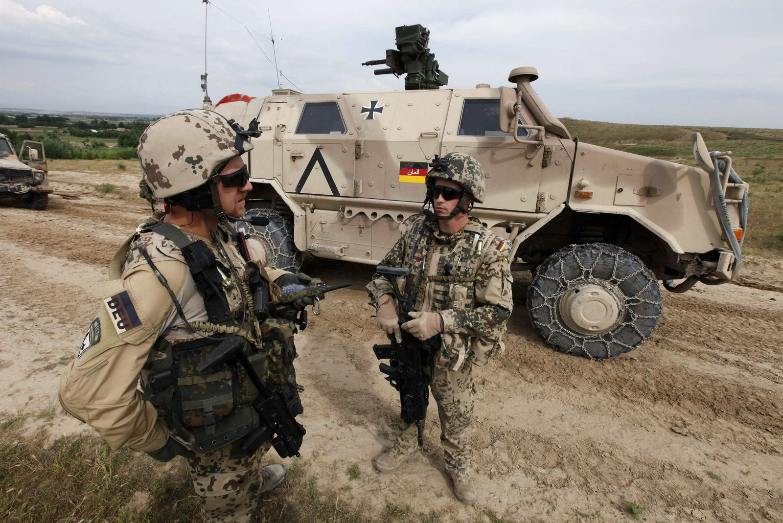 Bundeswehr / Afghanistan