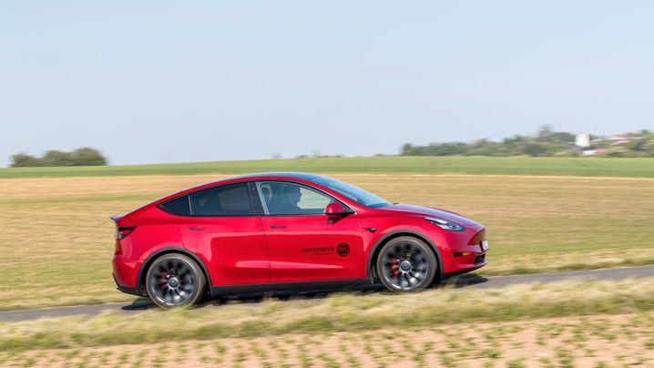 Tesla Model Y - wird das der Volks-Tesla?