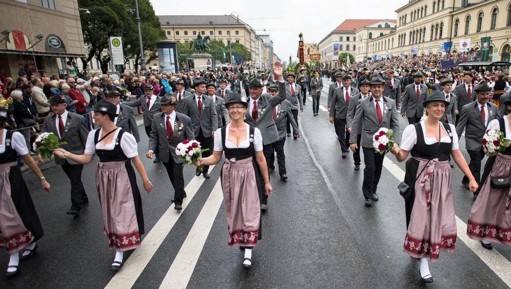 Oktoberfest: Münchens große Trachtenparty