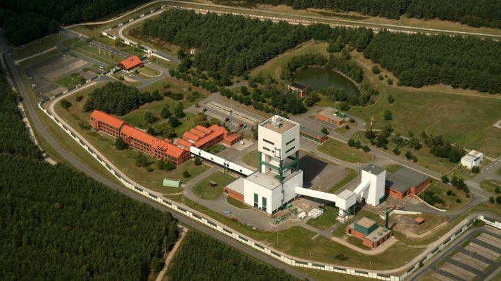 Atommüll: Schwierigkeiten bei der Endlagerung