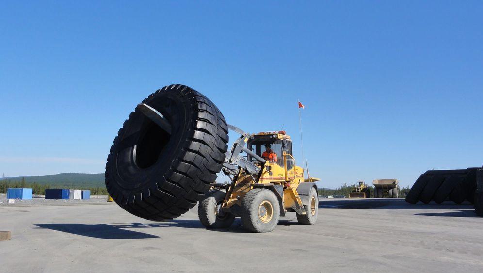 Überdimensionale Reifen: Die Superschlappen