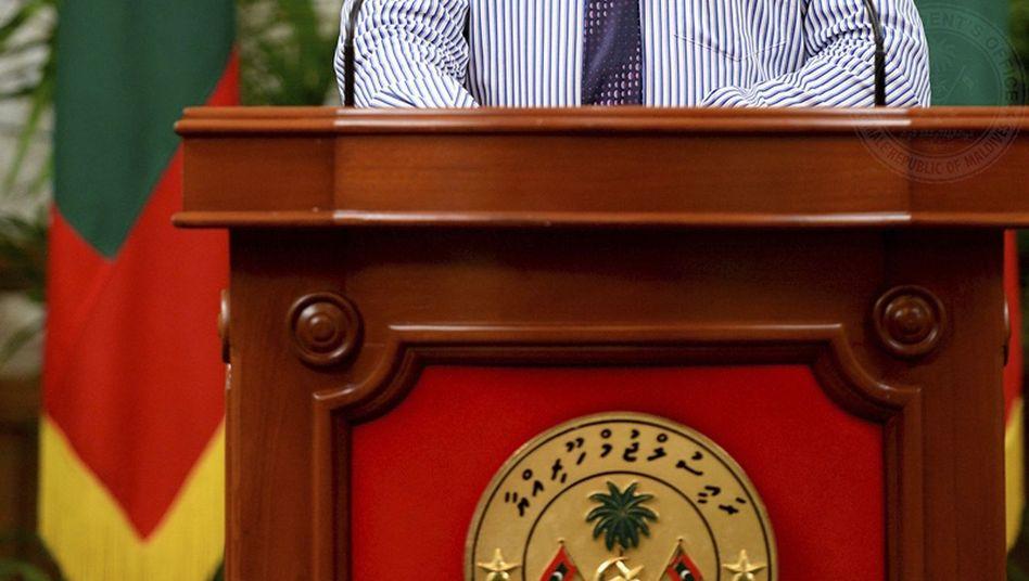 Präsident Yameen: Ausnahmezustand soll 30 Tage lang gelten