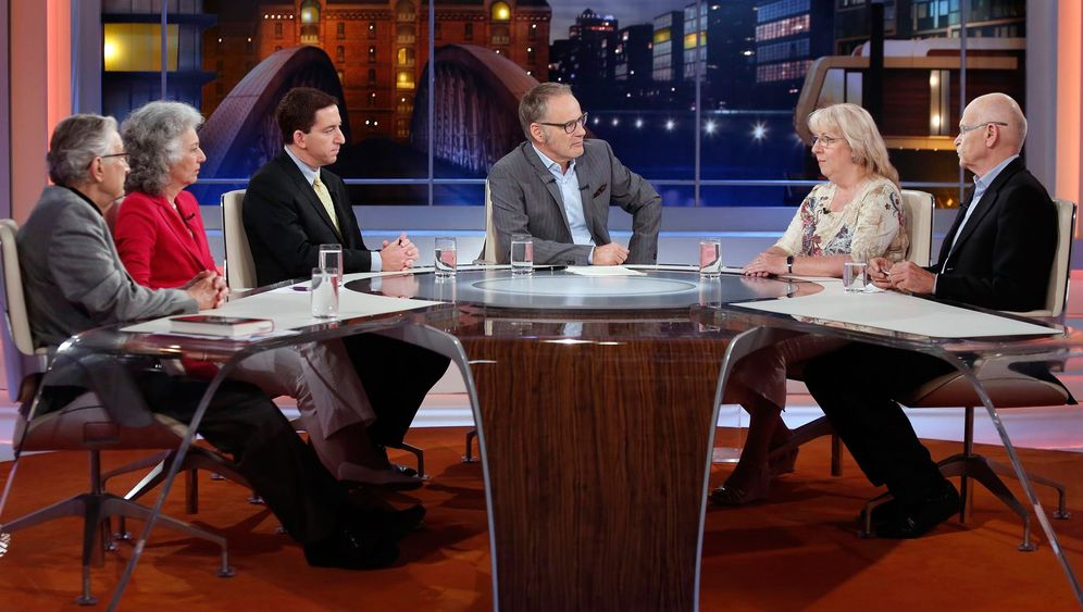 Talkshow: Enthüller im Gespräch