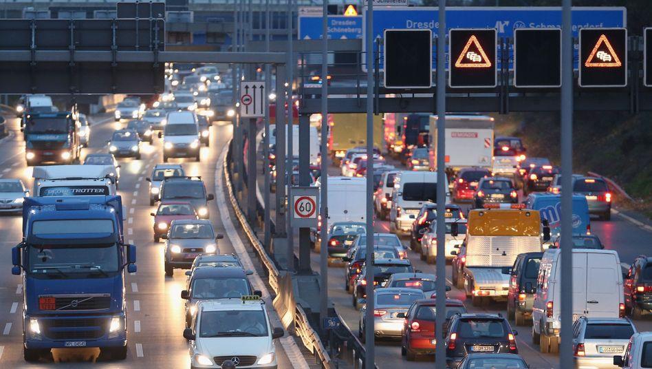 Straßennutzung soll kostenpflichtig werden