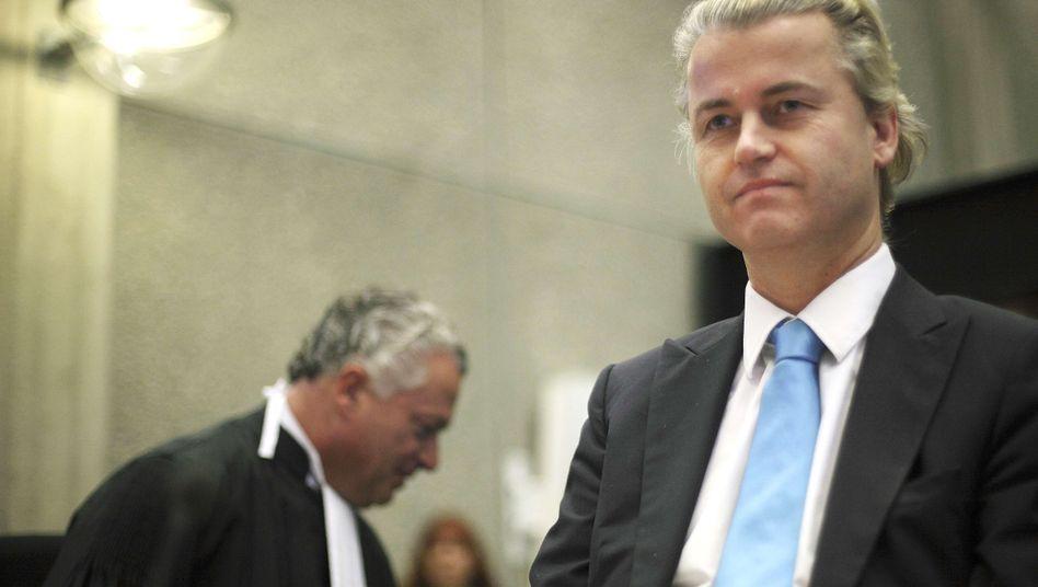 Niederländischer Islam-Kritiker Geert Wilders: Neue Studie warnt vor Diskriminierung