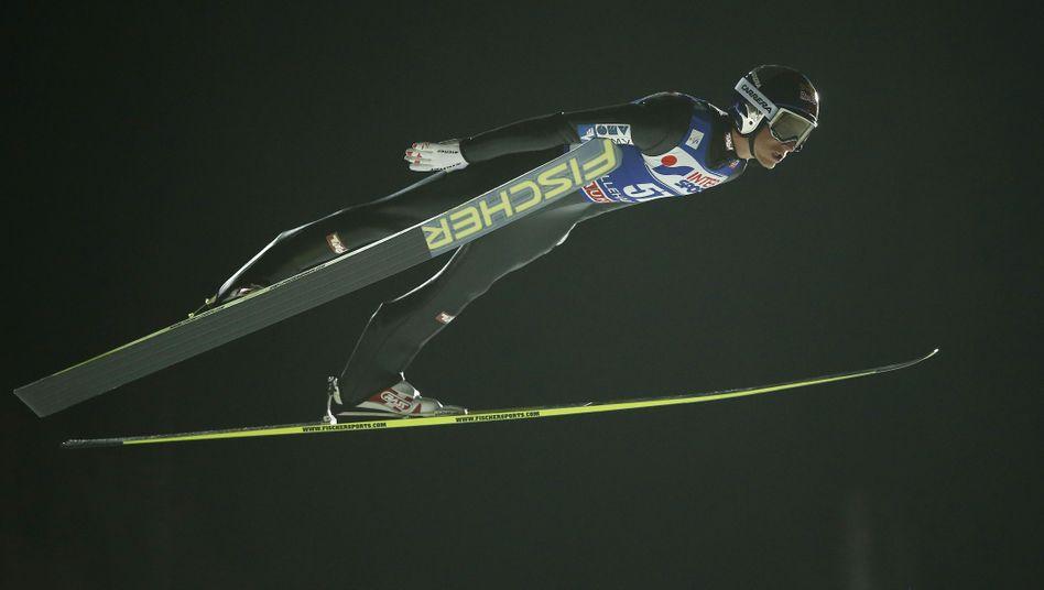 Skispringer Schlierenzauer: Sieg in Lillehammer