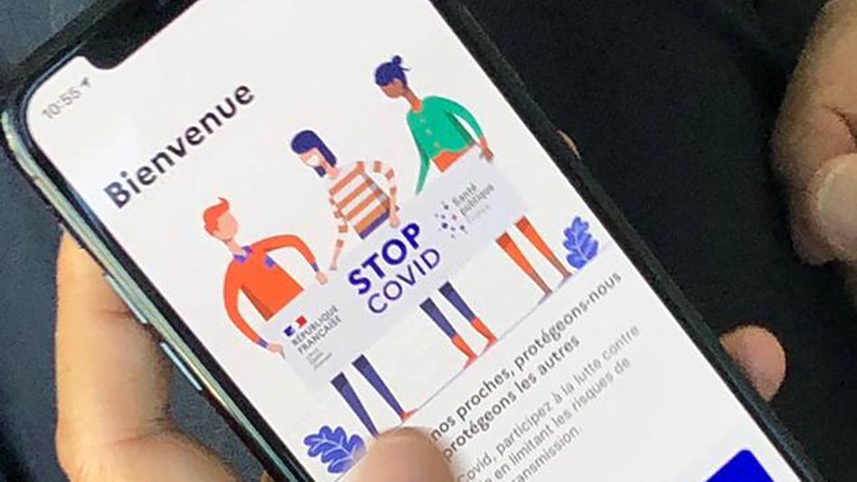 """Frankreichs """"StopCovid""""-App: Ein anderes Konzept als die deutsche App"""