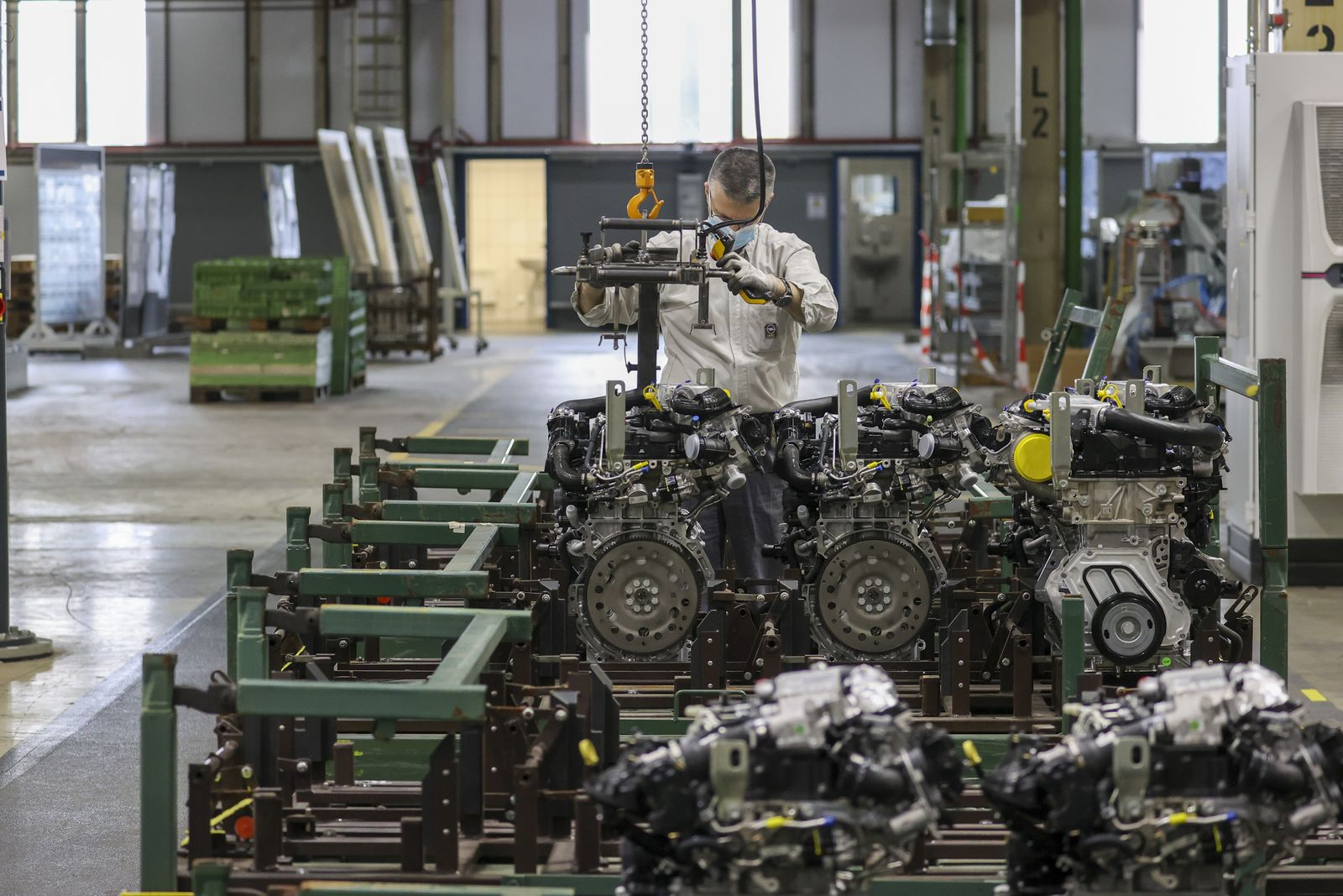 Adam Opel AG Automobile Component Manufacture