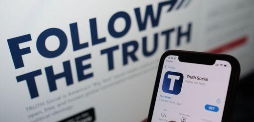 Donald Trump: Online-Trolle stürzen sich auf Truth Social