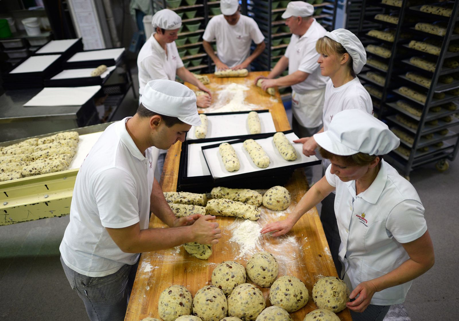 Mindestlohn / Bäcker
