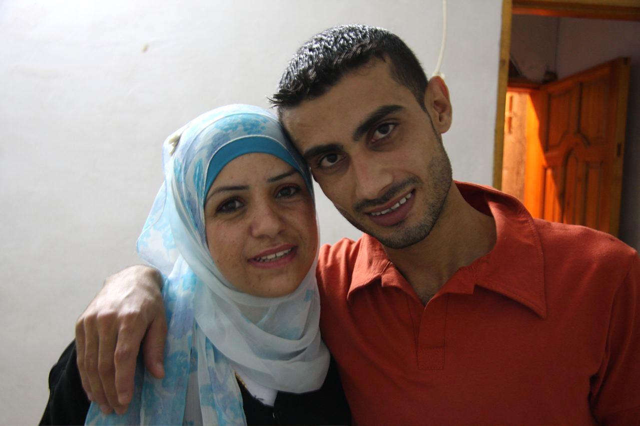 Gaza / Tunnelbraut