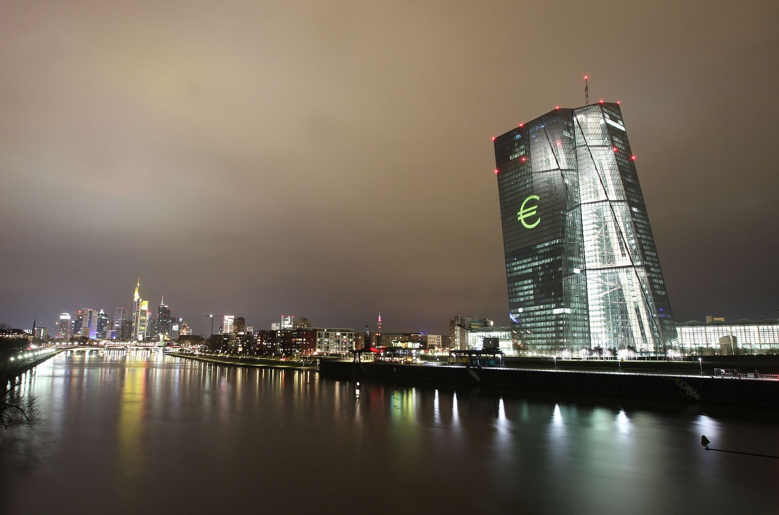 ECB Tower Frankfurt